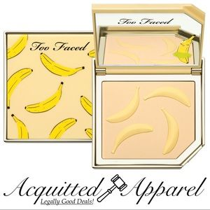Too Faced Makeup - Too Faced Tutti Frutti It's Bananas Setting Powder